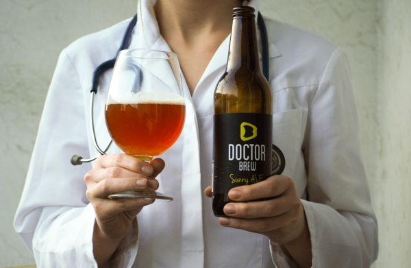 Doctor Brew Sunny Ale