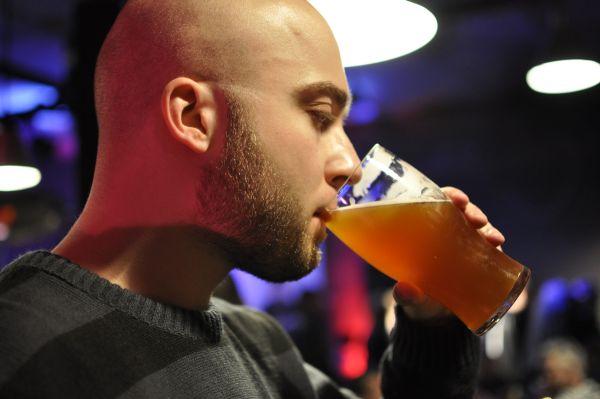 Degustowanie piwa