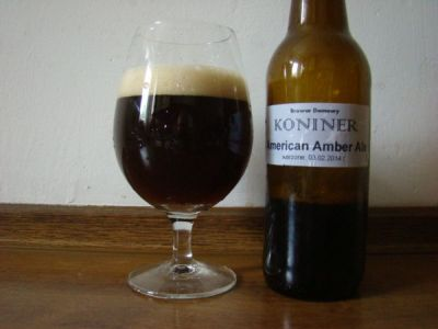 Koniner American Amber Ale