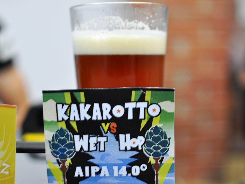 Bednary Kakarotto Vs Wet Hop