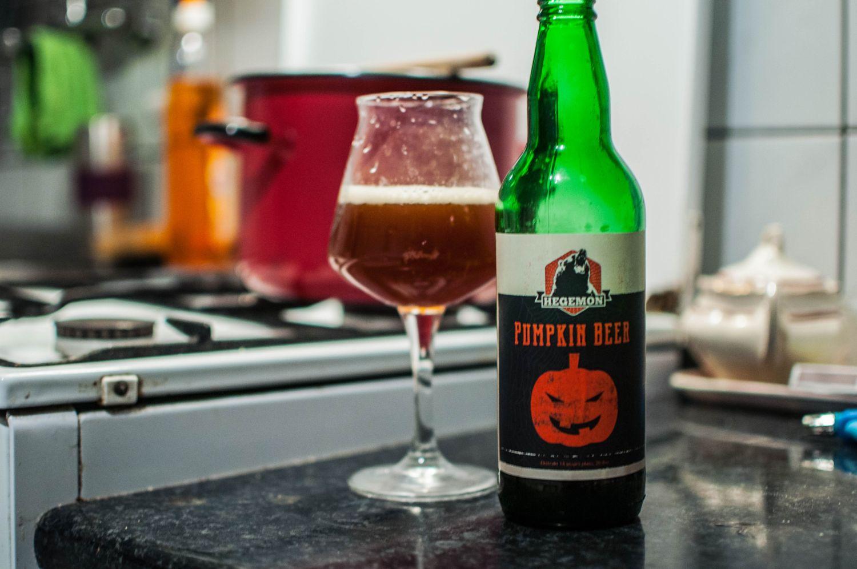 Hegemon Pumpkin Ale