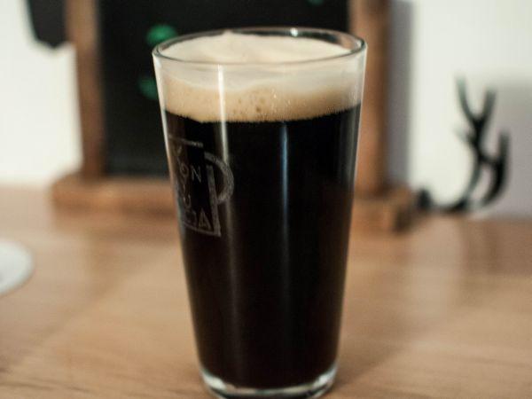 Saint No More Dark Ale