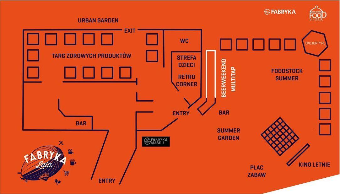 beerweekend-krakow-plan