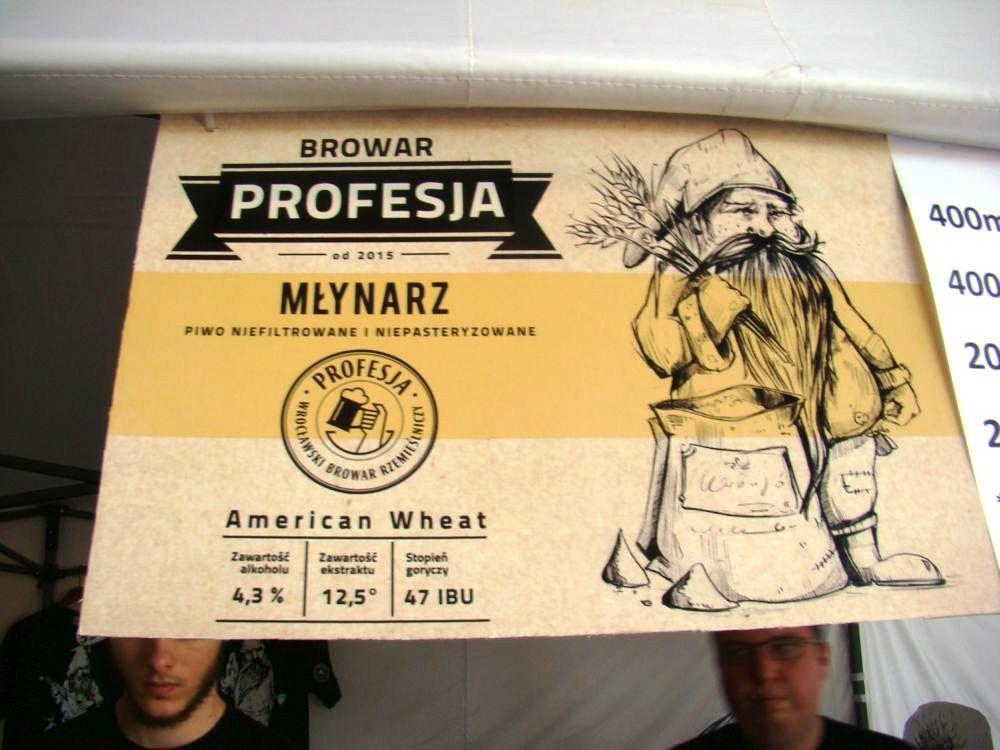 Profesja Mlynarz