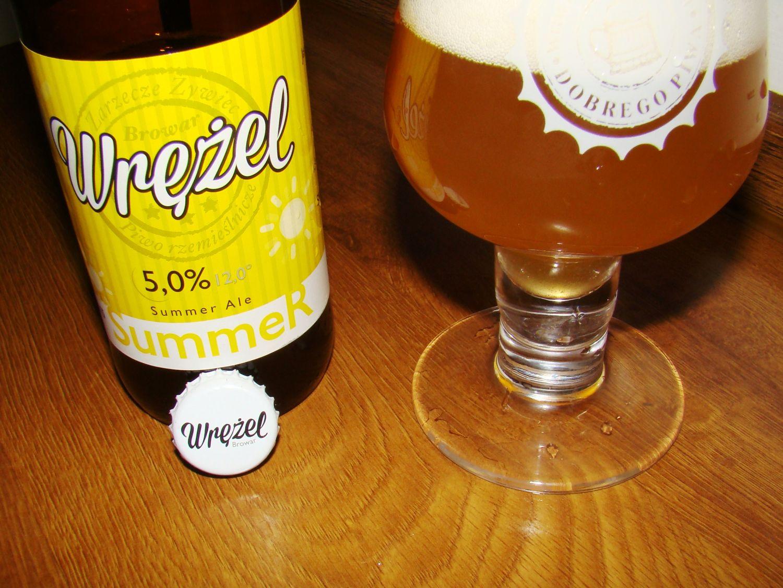 Wrezel-Summer-ale