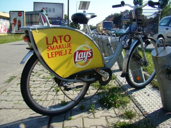 Krakowski rower miejski rok później 2015