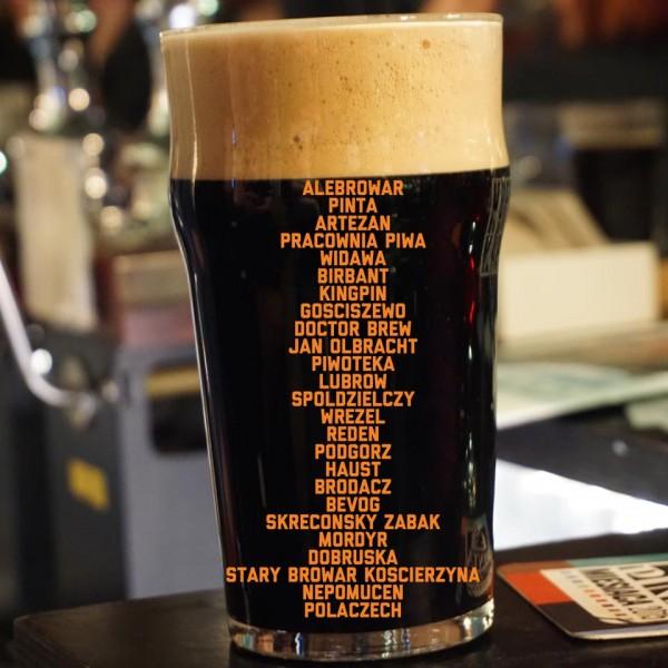 festiwa prawdziwego piwa lista browarow