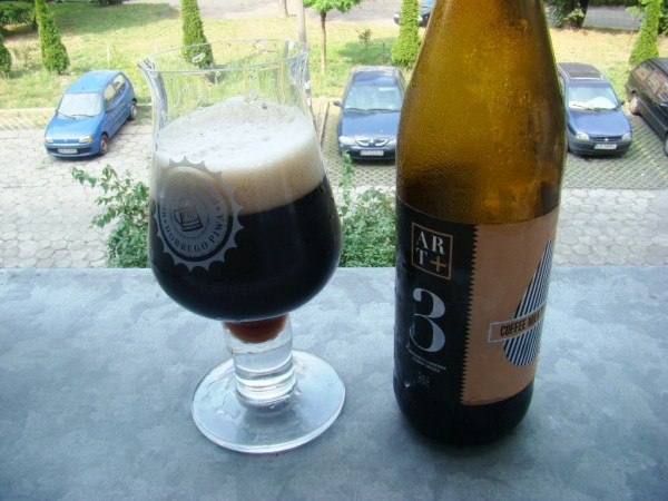 Browar Stu Mostow Coffee Milk Dark Lager