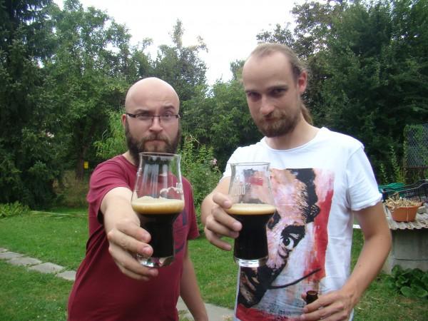Dwoch Czarnych Braci - Browar Gestwa