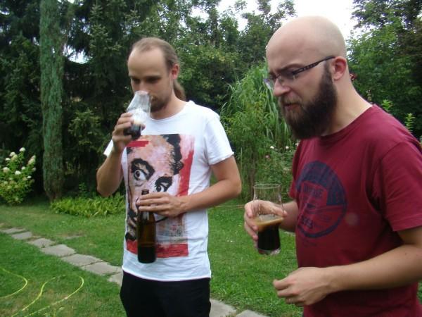 Dwoch Czarnych Braci degustacja