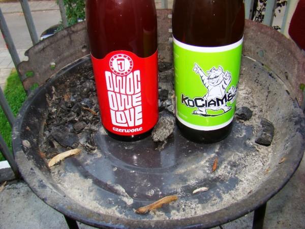 Owocowe Love Kociamber