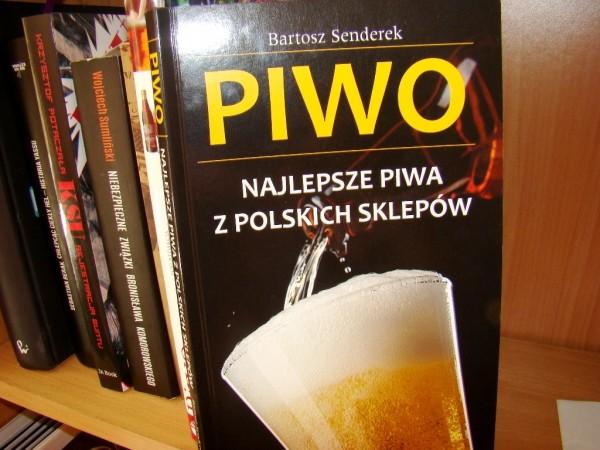 Bartosz senderek piwo ksiazka