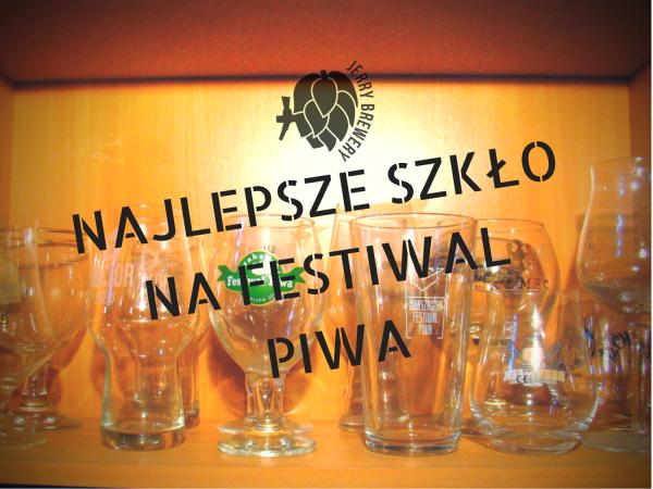 najlepsze szklo nafestiwal piwa