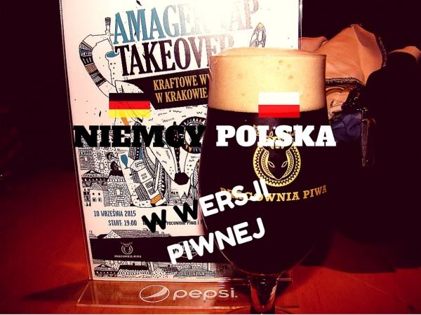 niemcy polska piwo