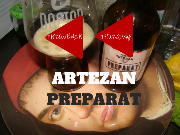 Artezan Preparat throwback thursday