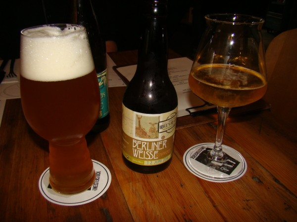 BrewBaker Berliner Weisse Bierfabrik Jasmin Bock