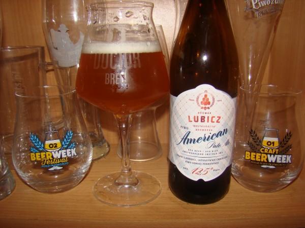 Browar Lubicz American Pale Ale