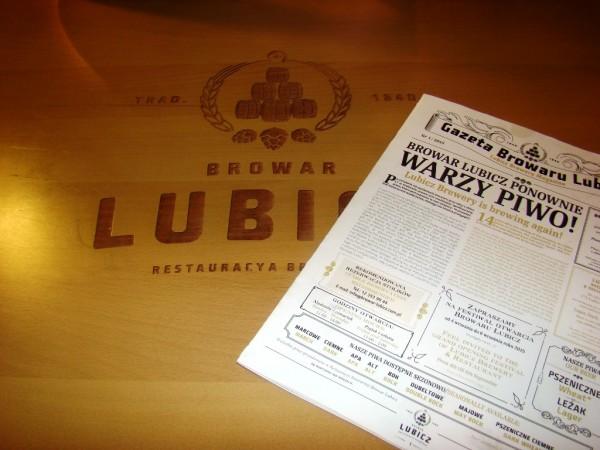 Browar Lubicz Krakow
