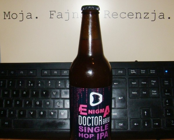 Doctor Brew Enigma IPA