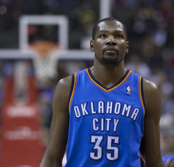 NBA Kevin Durant
