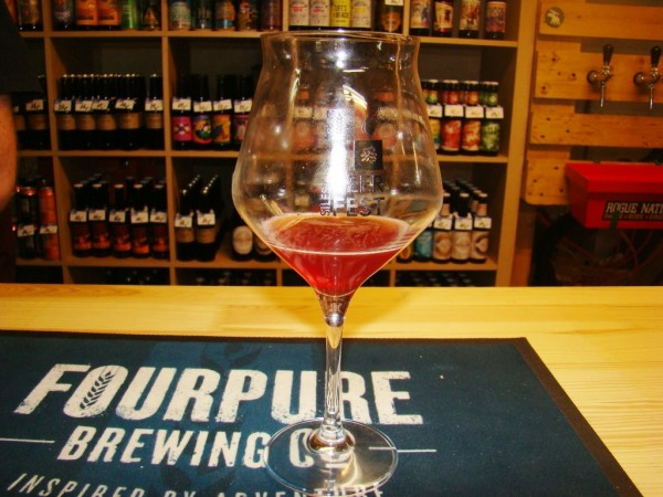 The Kernel Sour Raspberry