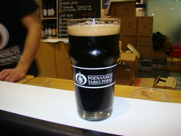 Bulkers Movember Coffee Stout