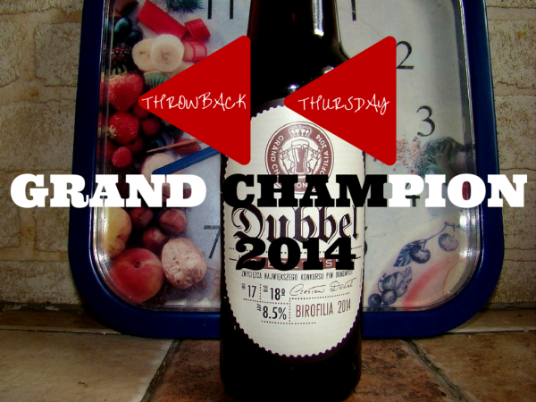Grand Champion 2014 Dubbel