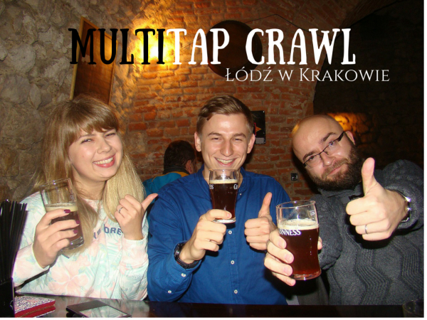 Multitap Crawl Krakow
