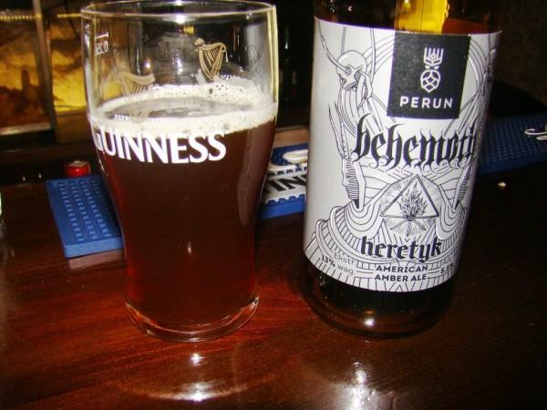 Perun Behemoth Heretyk
