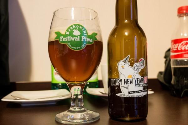 Hoppy New Year Pracownia Piwa