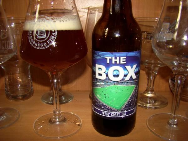 Spirifer The Box West Coast IPA