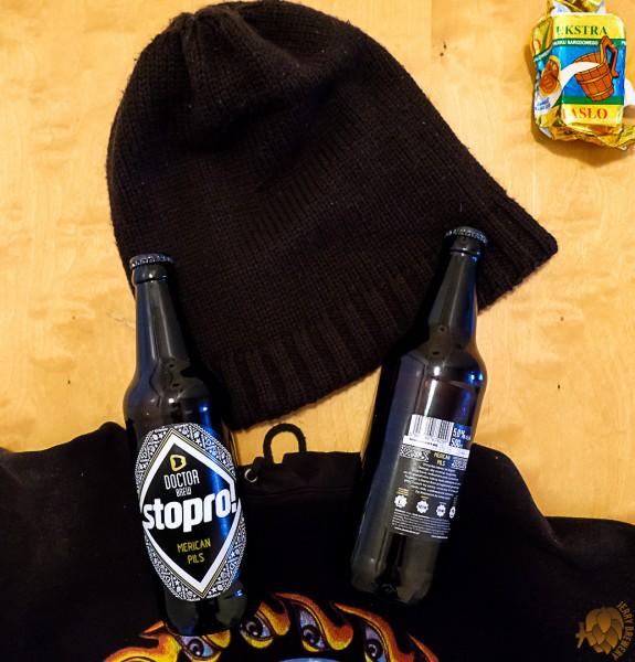 stopro merican pils doctor brew