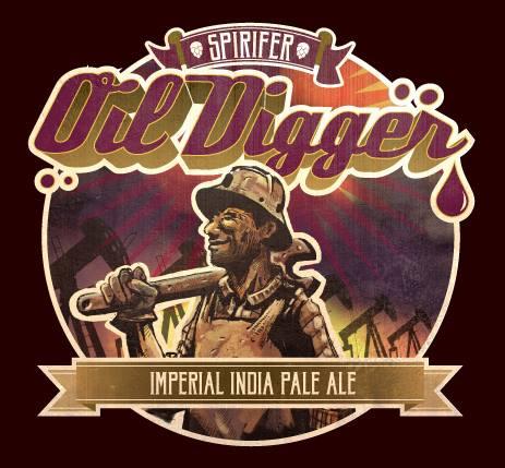 Oil Digger Spirifer