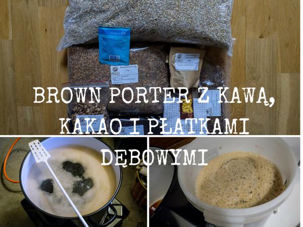Brown Porter zdodatkami