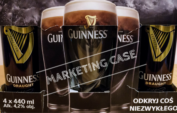 Guinness Marketing Case