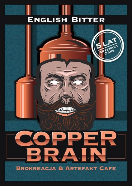 Brokreacja copper brain