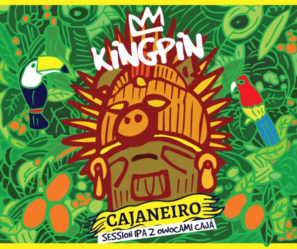 Cajaneiro Kingpin