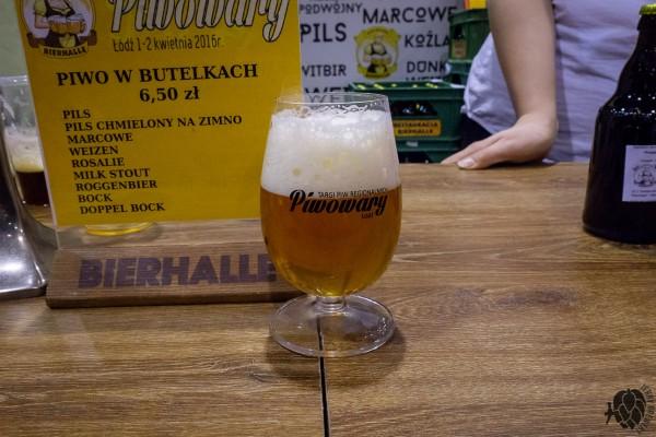 Marcowe Bierhalle Lodz