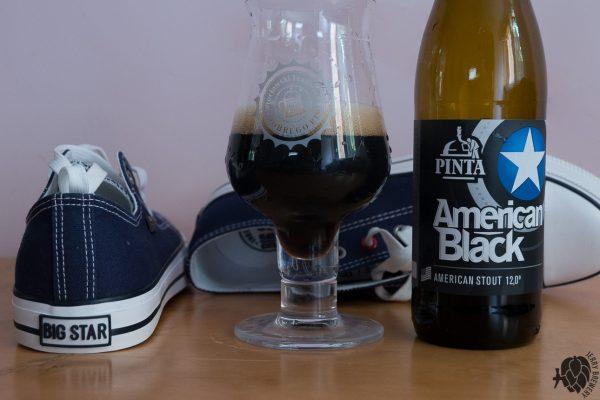 American Black Pinta