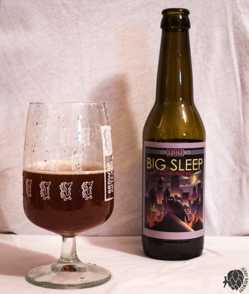 Big Sleep Raduga Barley Wine