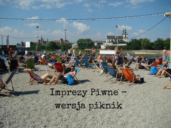 Imprezy Piwne - wersja piknik