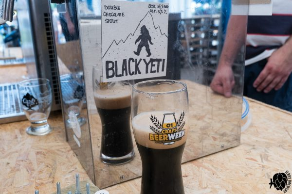 Black Yeti Gzub Bednary