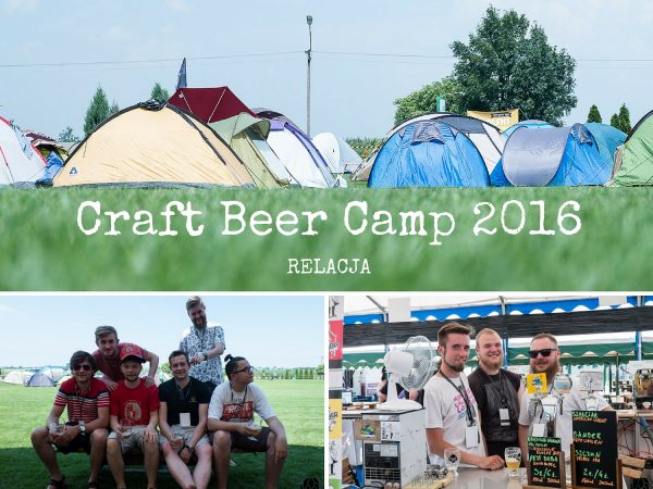 Craft Beer Camp Relacja