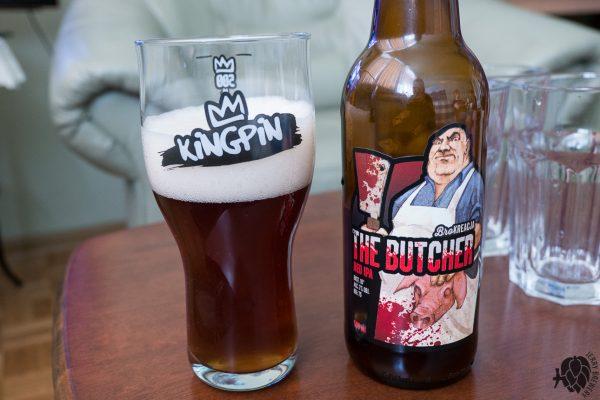 The Butcher Brokreacja