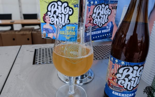 Wit Saison Big Chill