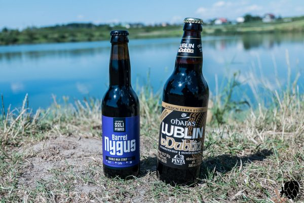 Barrel Nygus Lublin To Dublin 2016