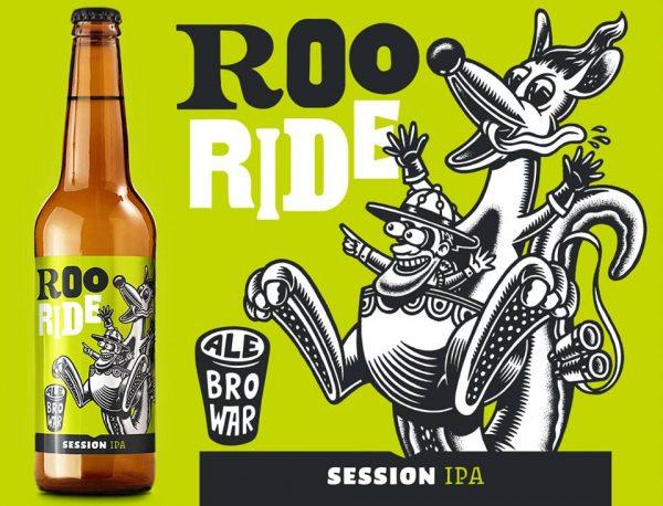 Roo Ride AleBrowar
