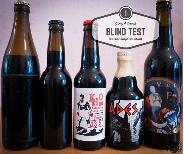 Blind Test RIS