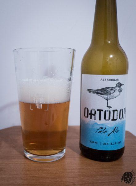 Ortodox Pale AleAleBrowar