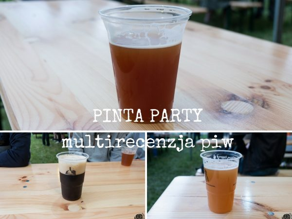 Pinta party piwa